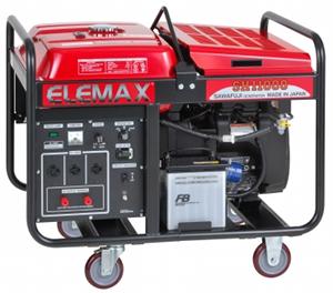 электростанция elemax sh 7600 ex